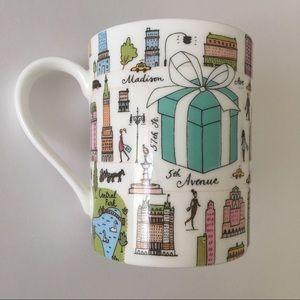 Tiffany & Co. 5th Avenue NYC mug (discontinued)